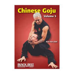 Chinese Goju Volume 3 (DVD)