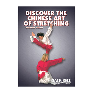 Discover the Chinese Art of Stretching (DVD)
