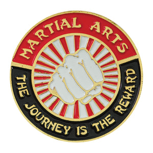 Martial Arts Coin