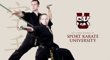 Load image into Gallery viewer, Sport Karate University - Tricking Major