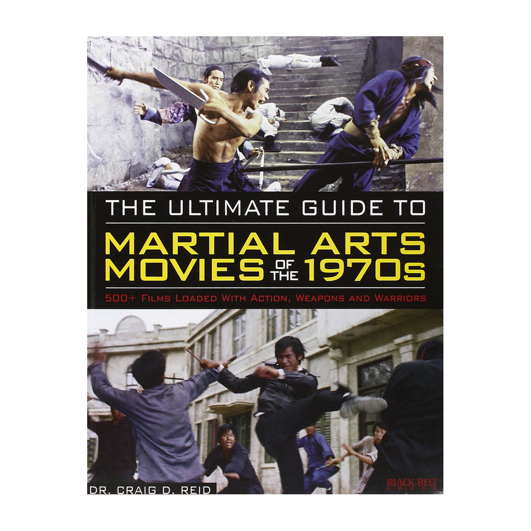 The Ultimate Guide to Martial Arts Movies