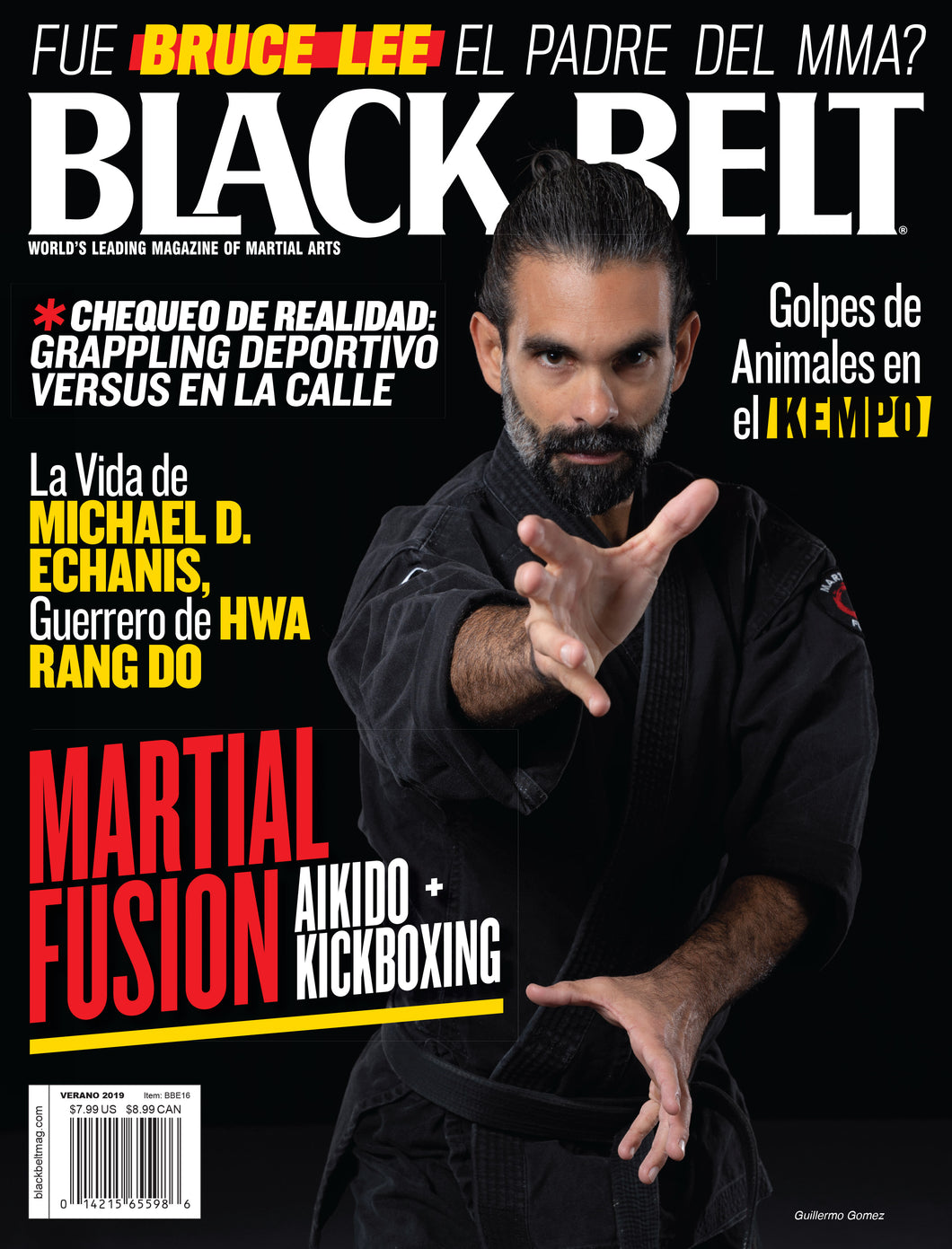 Black Belt Spanish Version