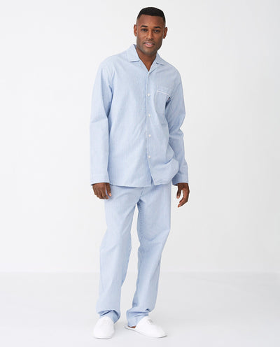Lexington Unisex Organic Cotton Pyjamas Set