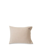 Lexington Striped Cotton Flannel Pillowcase