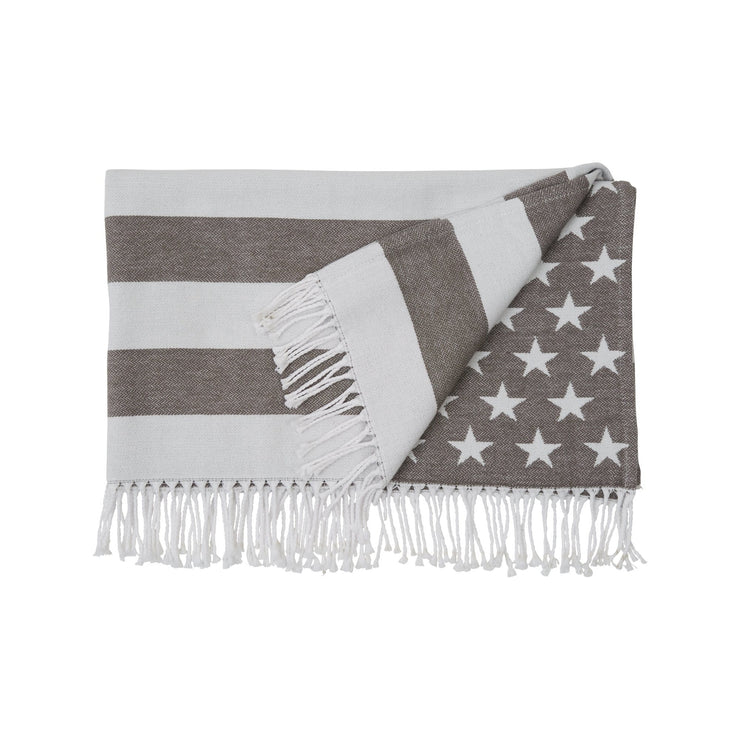 Lexington Icons Baby Flag Throw