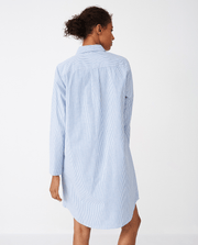 Lexington Women's Organic Cotton Nattskjorta