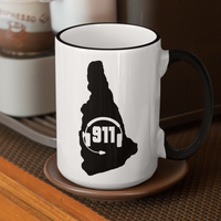 50 States Collection New Hampshire 911 Dispatcher Mug - Pooky Noodles