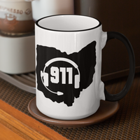 50 States Collection Ohio 911 Dispatcher Mug - Pooky Noodles