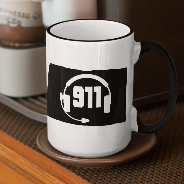 50 States Collection Colorado 911 Dispatcher Mug - Pooky Noodles