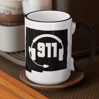 50 States Collection New Mexico 911 Dispatcher Mug - Pooky Noodles