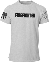 Firefighter Tactical Style T Shirt - Pooky Noodles