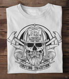 Undying Tradition of the Fire Service Firefighter T Shirt - Pooky Noodles