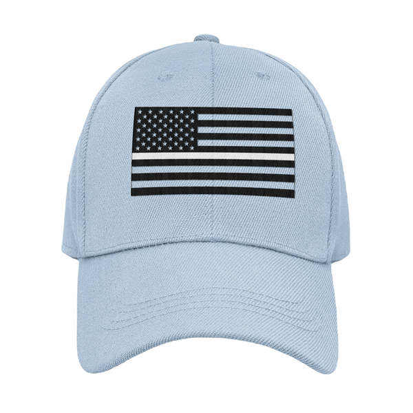 Thin White Line Flag Hat for EMS - Pooky Noodles