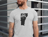 50 States Collection Vermont 911 Dispatcher Unisex T Shirt - Pooky Noodles