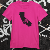 50 States Collection California 911 Dispatcher Unisex T Shirt - Pooky Noodles