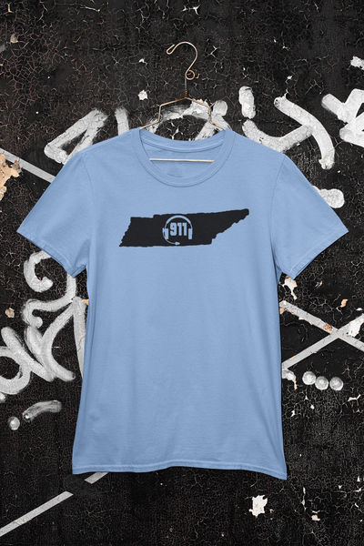 50 States Collection Tennessee 911 Dispatcher Unisex T Shirt - Pooky Noodles