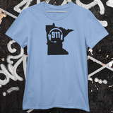 50 States Collection Minnesota 911 Dispatcher Unisex T Shirt - Pooky Noodles