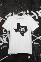50 States Collection Texas 911 Dispatcher Unisex T Shirt - Pooky Noodles