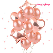 Load image into Gallery viewer, [Free Shipping] Rose Gold Balloon Garland Set | Arch Bouquet