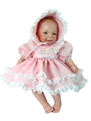 "10"" Vintage Baby Doll Dress"