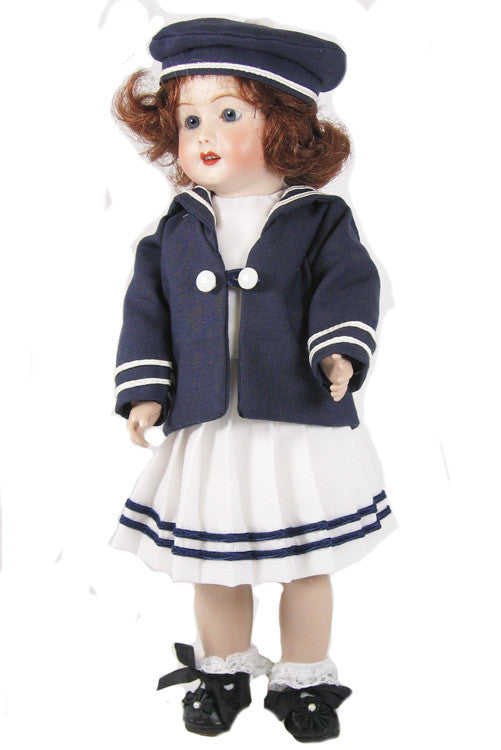 "11"" Sailor Outfit for Bleuette"
