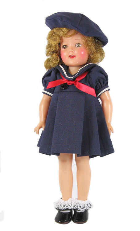 Vee's Victorians Doll Clothes - Shirley Temple Styled ...