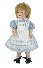 "11"" Alice in Wonderland Styled Doll Dress"