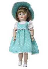 "11"" Picture Perfect Doll Dress"