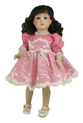 "12"" Sweet Doll Dress"