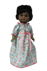 "12"" Hawaiian Doll Dress"