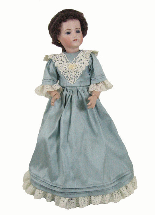 "12"" Silk Fashion Doll Dress-160"