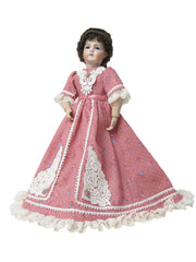 "12"" Elegant French Fashion Doll Dress"
