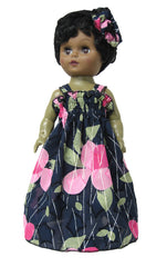 "12"" Ethnic Print Doll Outfit"