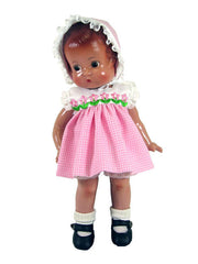 "12"" Patsy Styled Doll Dress"