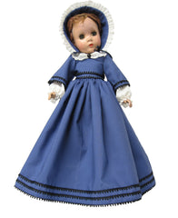 "14"" Little Women ""Marmee"" Doll Dress"