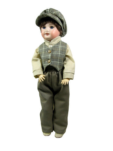 "14"" Boy Vest Doll Outfit"