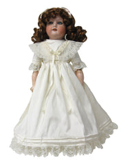 "15"" Silk China Head Doll Dress"