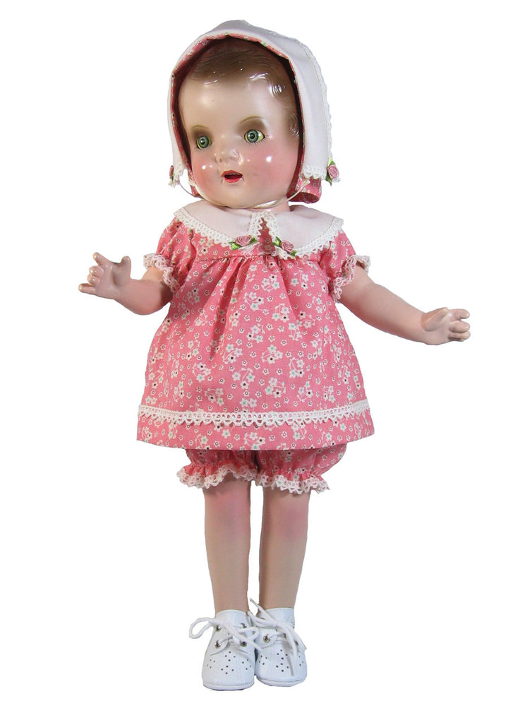 "Pink Classic Outfit for 16"" Patsy Dolls"