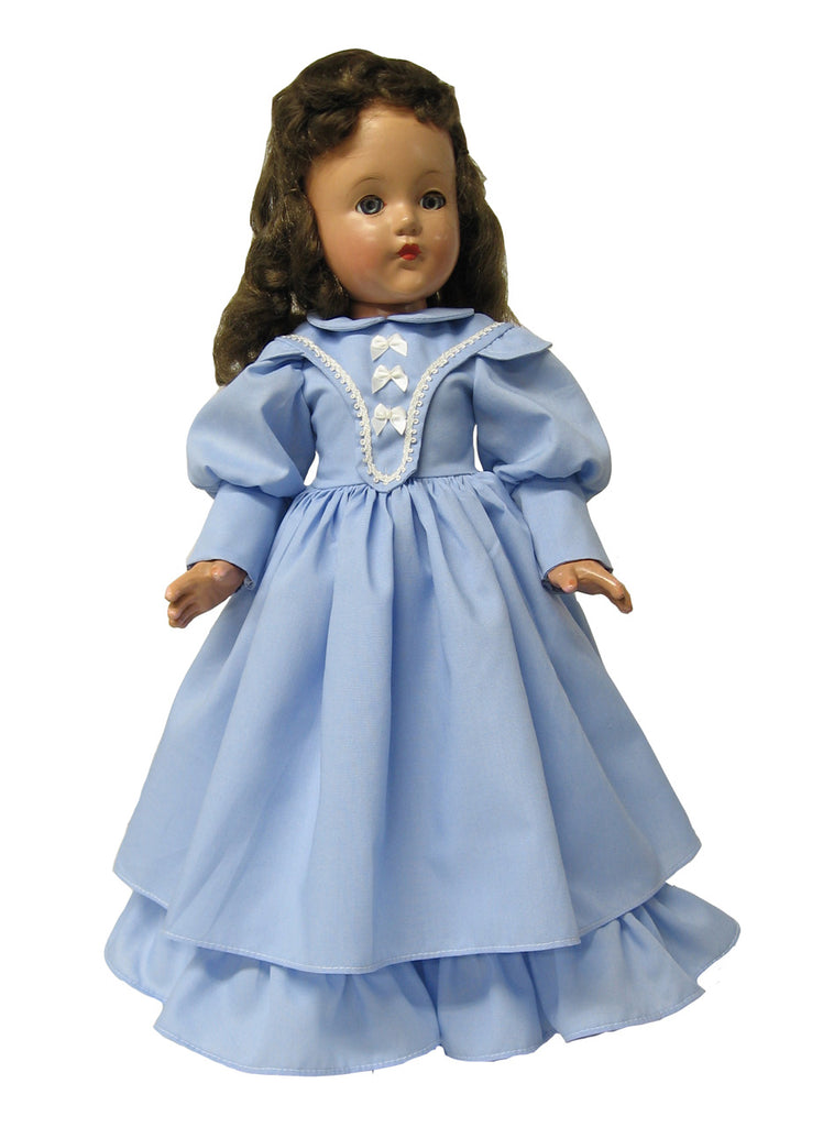 "16"" Little Women Doll Dress"
