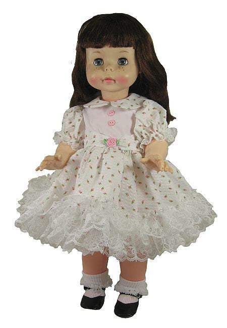 "18"" Rosebud Doll Dress"