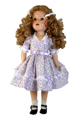 "18"" Vintage Sweet Sue Doll Dress"