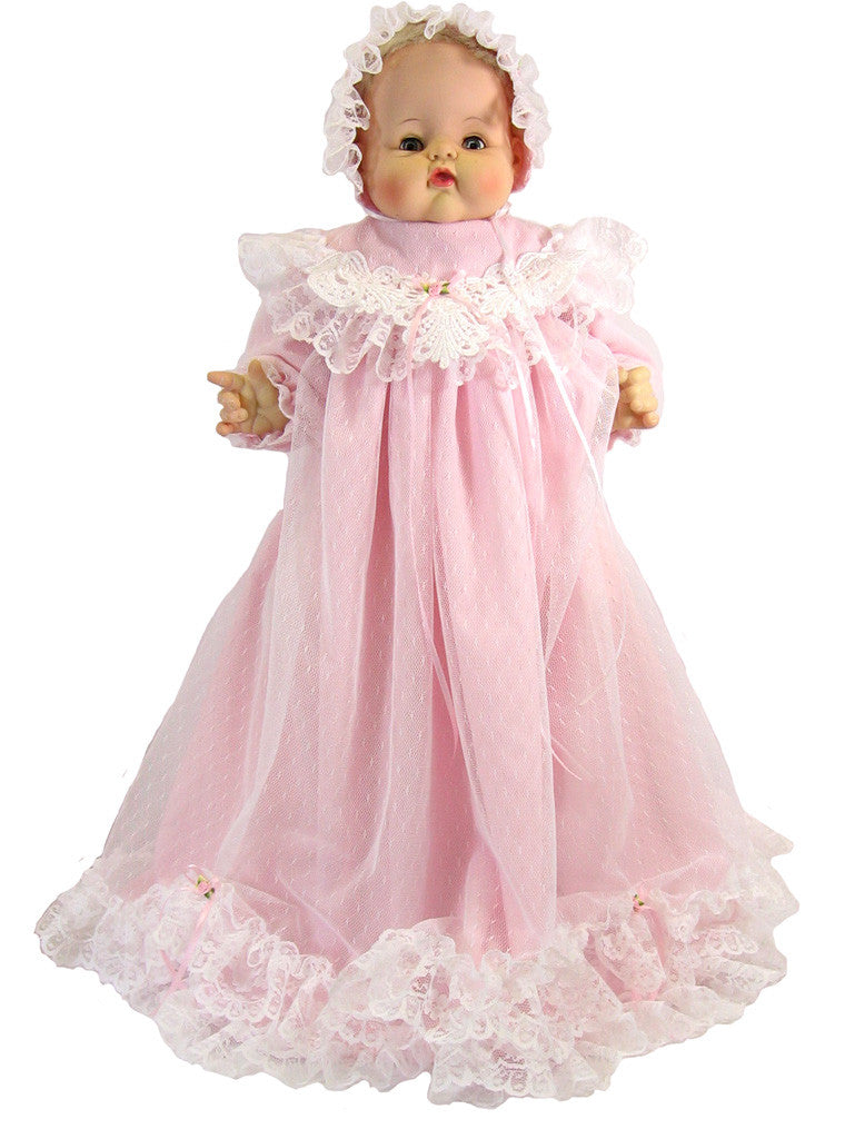 Vee S Victorians Doll Clothes 18 Quot Sweet Christening Doll