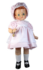 "19"" Patsy Styled Doll Dress"