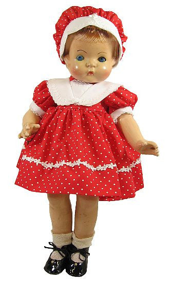 "19"" Sailor Styled Doll Dress for Patsy"