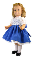 "19"" Eyelet Crop Top Outfit for Chatty Cathie Dolls"