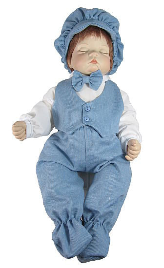 "19"" Sugar Britches Boy Outfit"