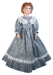 "22"" Fashion Lady Doll Dress"