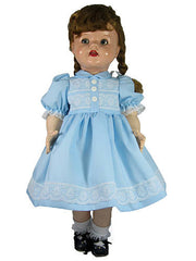 "22"" Vintage Doll Dress for Saucy Walker"