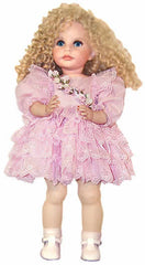 "24"" Shirley ""Take a Bow"" Doll Dress"