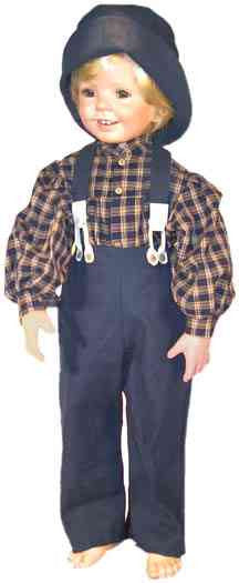 "28"" Boy Doll Outfit"